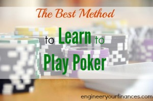 play poker, methods to play poker, poker game