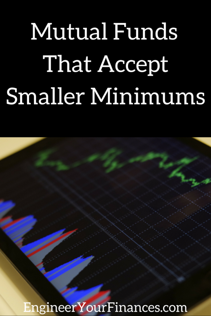 Mutual Funds That Accept Smaller Minimums