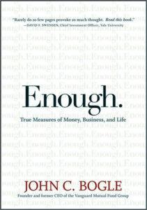 Enough by John Bogle