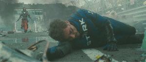 Tony Stark from Ironman Movie