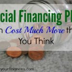 special financing, advice on special financing, cost of special financing