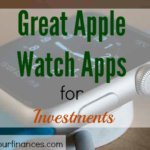 apple watch, investment, apple apps