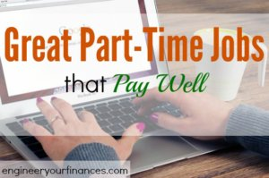 extra income, part time jobs, side hustle