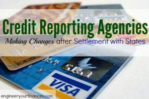 credit reporting, credit agencies, credit score