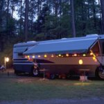 save money living in RV