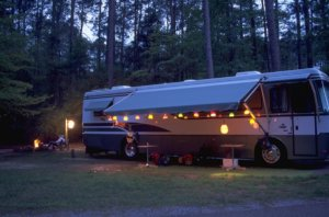 RV living is one innovative money saving solution