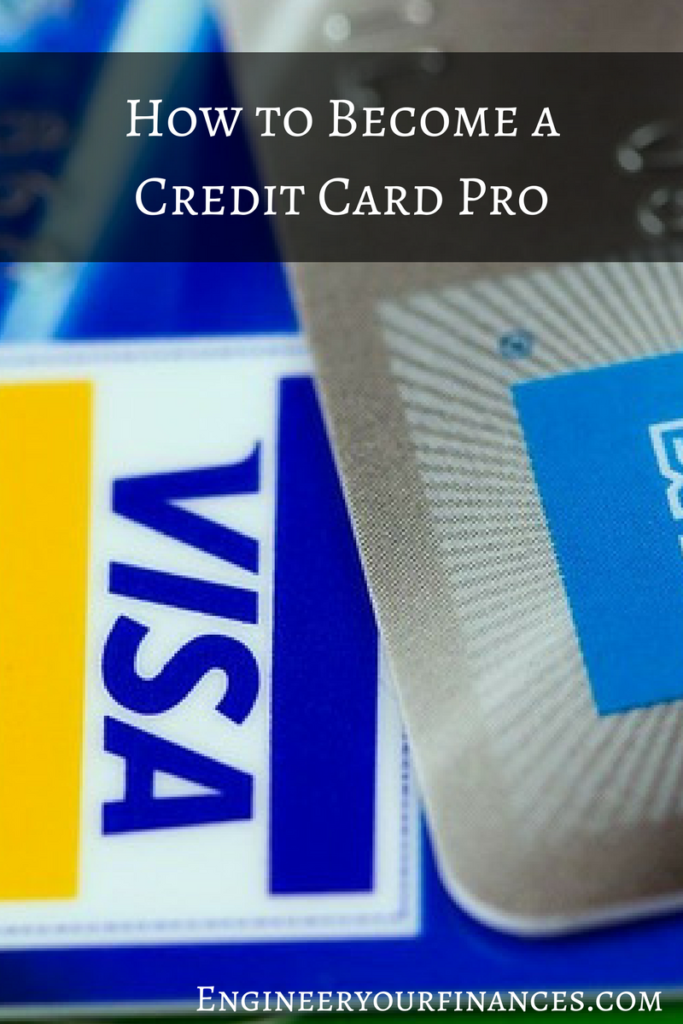 How to Become a Credit Card Pro