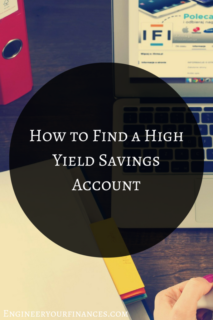 How to Find a HighYield Savings Account