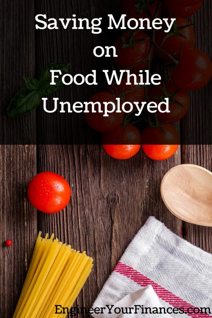 Saving Money on Food While Unemployed