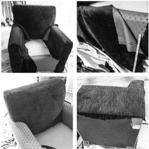 reupholstery for the clueless
