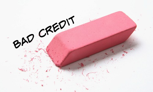 Erase bad acredit instantly and use Credit Sesame