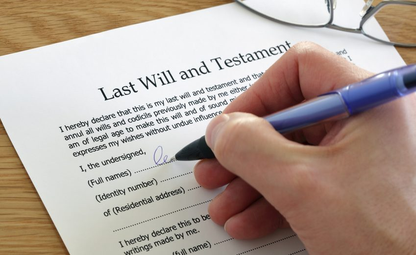 Estate and Future Planning: Importance of Drafting and Maintaining a Will