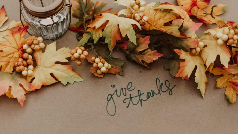 7 Things I'm Thankful For This Thanksgiving