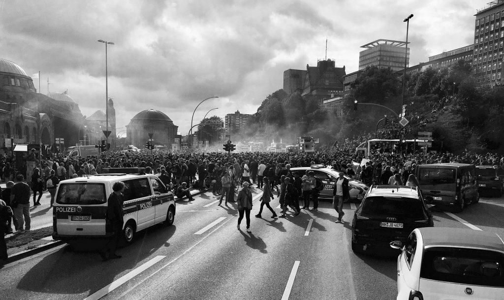 Riot impacts to economy