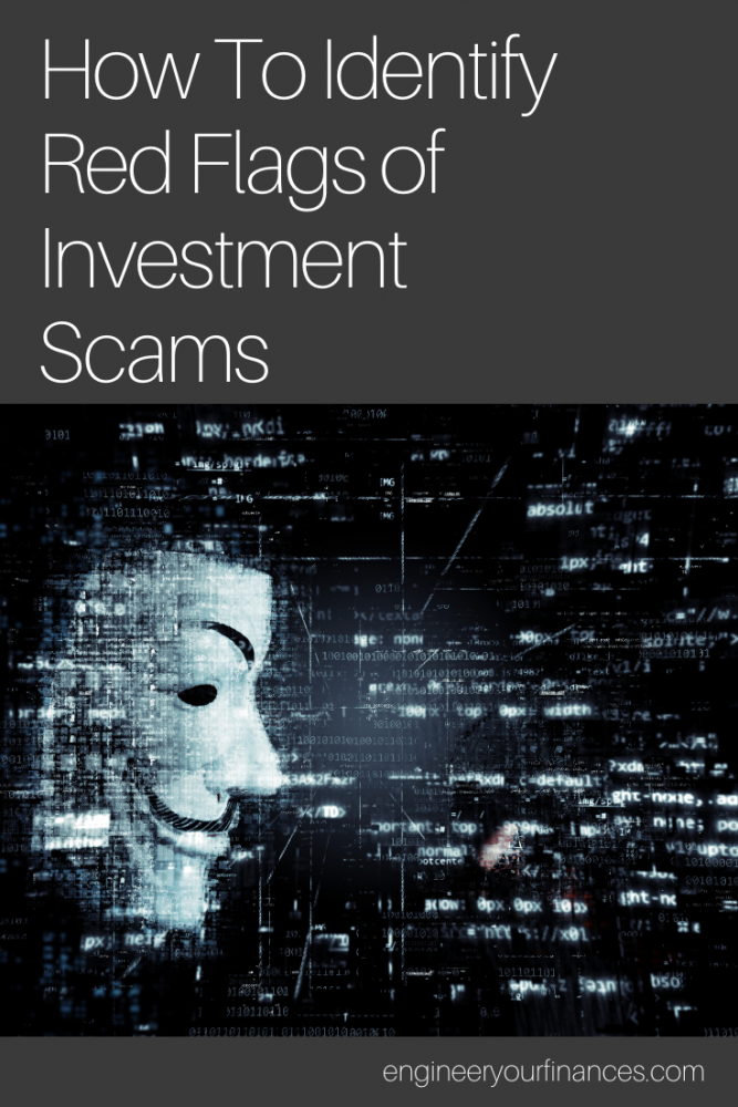 How To Identify Red Flags of Investment Scams